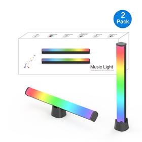 私模音乐氛围灯led智能电视背景灯手机APP蓝牙智能