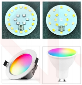 4-6W LED智能光源模组
