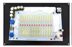 15-100W LED智能泛光灯模组