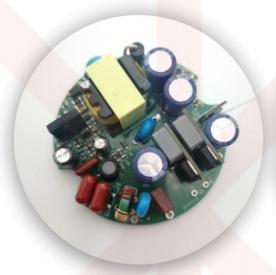 15-60W双极无频闪高PFC超低谐波LED智能电源